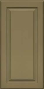 Cabinet Painting - Sage Door