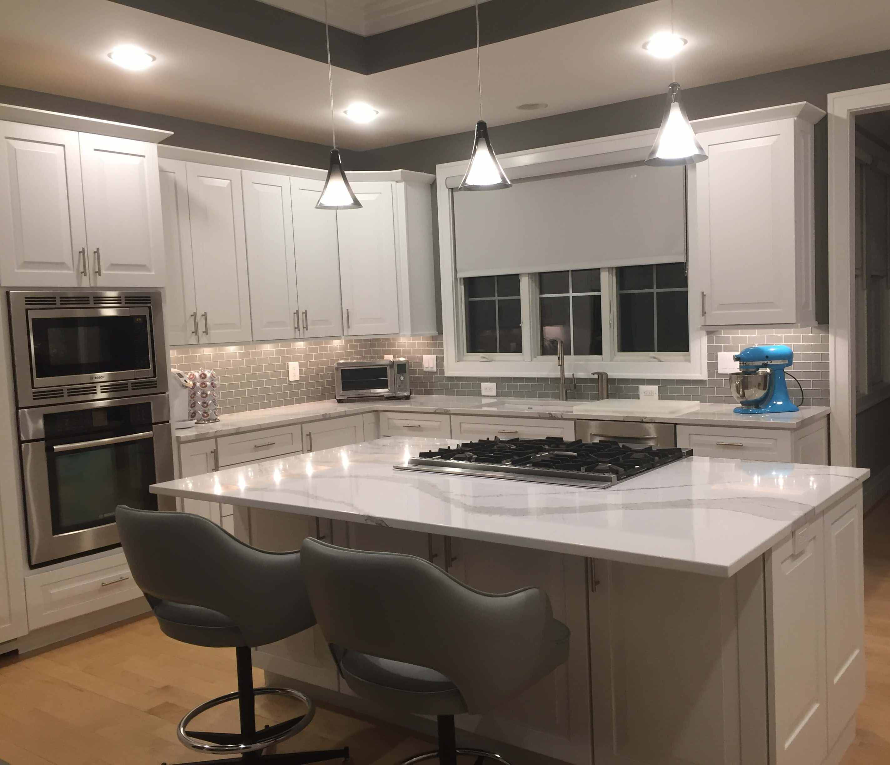 Average Kitchen Cabinet Cost: Expert Cabinet Painting In Northern Virginia